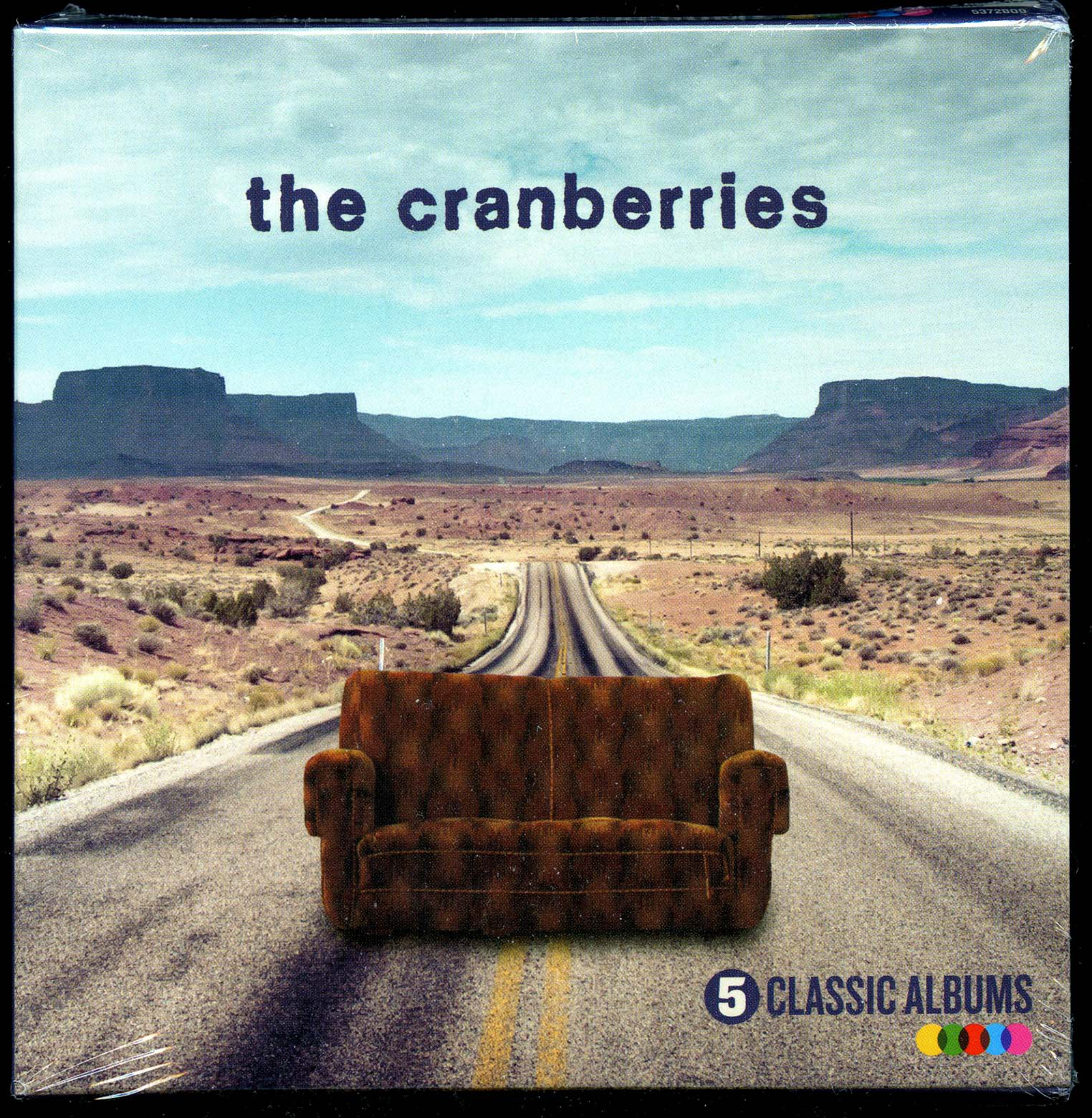 "Albums: The Cranberries ""5 Classic Albums"": First Pictures"