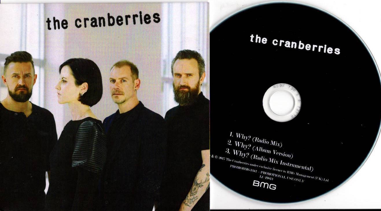 listen to why radio mix instrumental uk promo single cranberries world