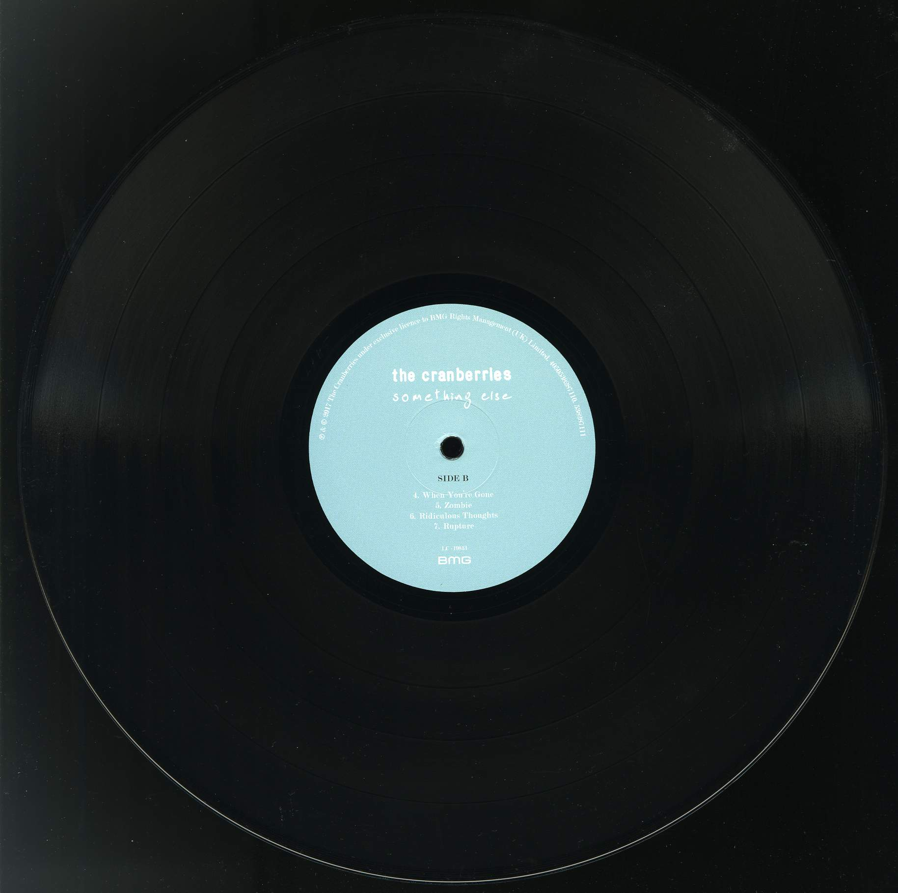 Something Else Double Heavyweight Vinyl Hq