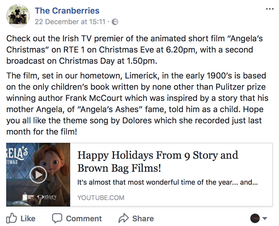 "HO HO HO… it\'s ""Angela\'s Christmas"" (UPDATED) 